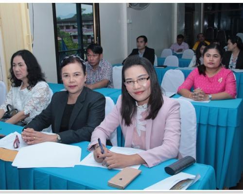 ประชุมคณะทำงานโครงการเสริมสมรรถนะผู้เรียน สู่ทักษะอาชีพชีวิต ยุคไทยแลนด์ 4.0