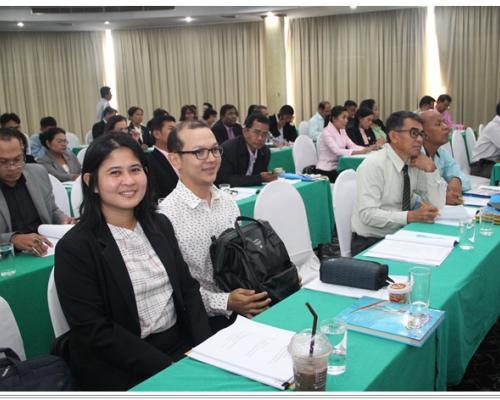 ประชุมผู้บริหารสถานศึกษาและบุคลากรที่เกี่ยวข้อง ครั้งที่ 5/2561