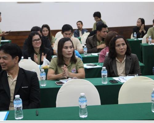 ประชุมเชิงปฏิบัติการเหลียวหน้า แลหลัง เติมพลังเดินหน้าการศึกษา สพป.ตรัง เขต 2