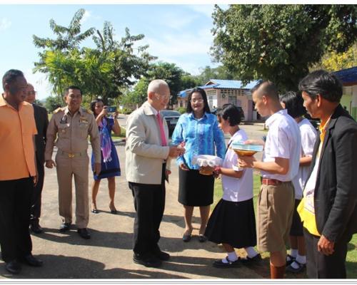 ตรวจเยี่ยมโรงเรียนร่วมพัมนา (Partnership School)