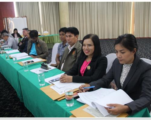 ประชุมผู้บริหารสถานศึกษา 1/2562