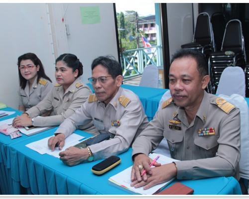ประชุมเชิงปฏิบัติการผู้อำนวยการโรงเรียนคุณภาพประจำตำบล