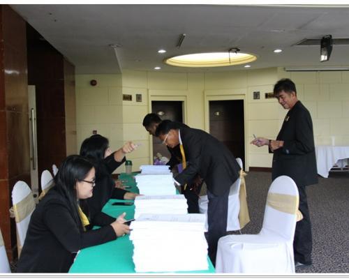 คุณธรรมและความโปร่งใสในการดำเนินงานของสำนักงานเขตพื้นที่การศึกษา
