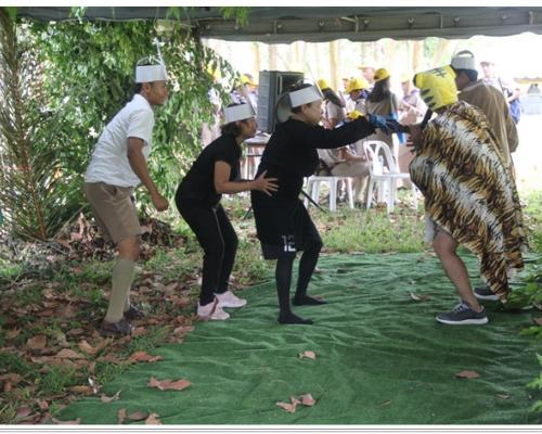 ชุมนุมลูกเสือสำรองแห่งชาติ ครั้งที่ 1 จังหวัดตรัง