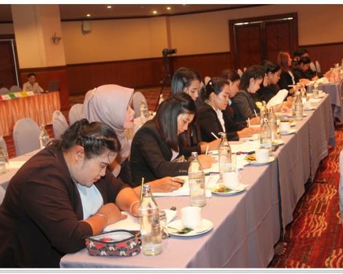 ประชุมเชิงปฏิบัติการเสริมสร้างสมรรถนะครูผู้ช่วยสู่การศึกษายุคไทยแลนด์ 4.0