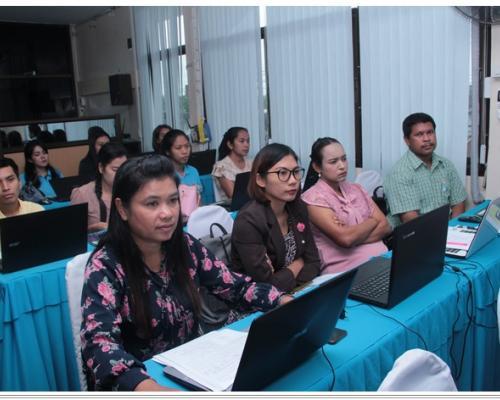 การประชุมเชิงปฏิบัติการระบบปัจจัยพื้นฐานนักเรียนยากจน (CCT)