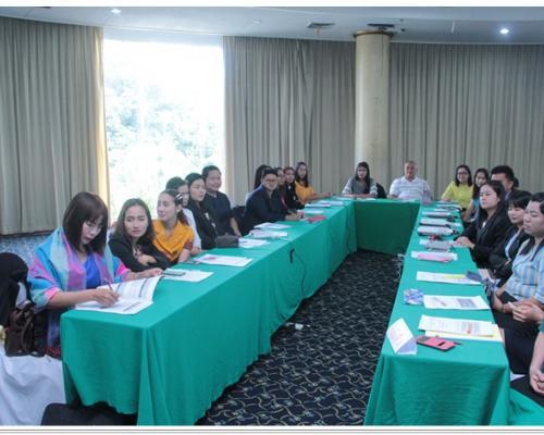 ประชุมเชิงปฏิบัติการการประเมินคุณธรรมและความโปร่งใสในการดำเนินงานของสถานศึกษา
