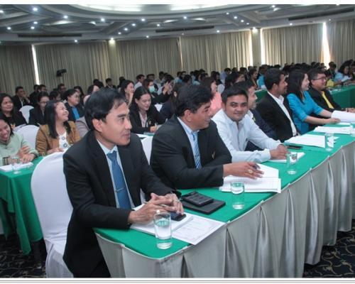 ประชุมผู้บริหารสถานศึกษา 3/2562
