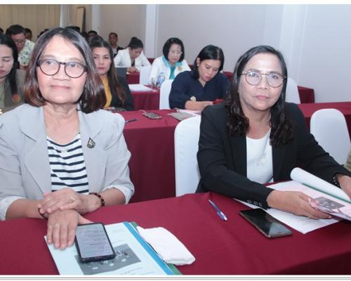 ประชุมเชิงปฏิบัติการการขับเคลื่อนการบริหารจัดการศึกษาสู่องค์การที่มีสมรรถนะสูง