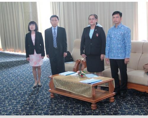 ประชุมผู้บริหารสถานศึกษา 2/2563
