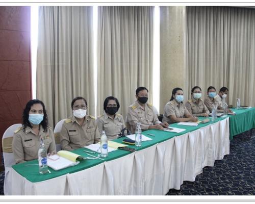 ประชุมผู้บริหารสถานศึกษาและบุคลากรที่เกี่ยวข้อง ครั้งที่ 3/2563