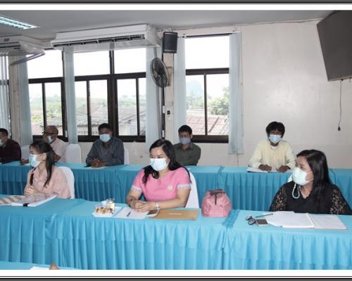 หาแนวทางในการจัดการเรียนการสอนในสถานการณ์แพร่ระบาดของโรคติดเชื้อไวรัส