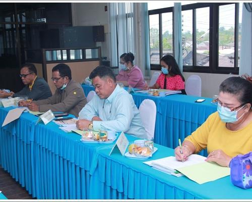 ประชุมคณะกรรมการรับนักเรียน