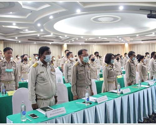 ประชุมผู้บริหารสถานศึกษาและบุคลากรที่เกี่ยวข้อง ครั้งที่ 1/2564